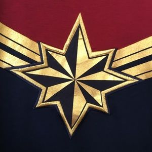 Captain Marvel Sweater